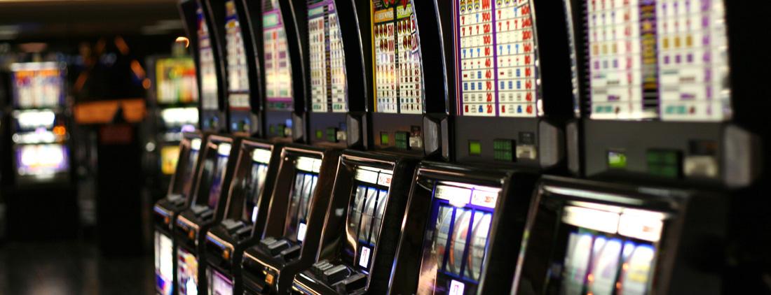 Spillemaskiner i Las Vegas